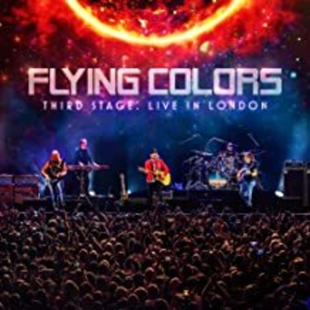 Flying Colors - Third Stage: Live In London (Box) (Dlx) (Phob)