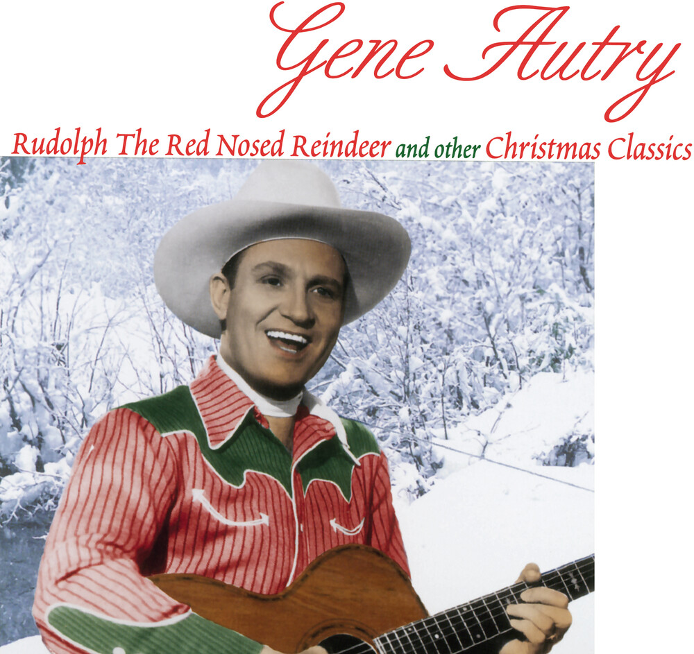 Gene Autry - Rudolph The Red-Nosed Reindeer & Other Christmas Classics [LP]