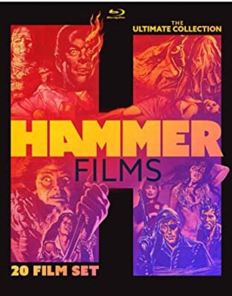 Hammer Films - Ultimate Collection - Hammer Films - Ultimate Collection (10pc) / (Box)