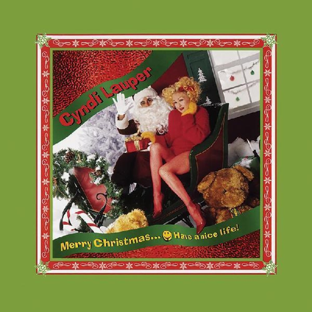 Cyndi Lauper - Merry Christmas Have A Nice Life [Colored Vinyl] [Limited Edition]