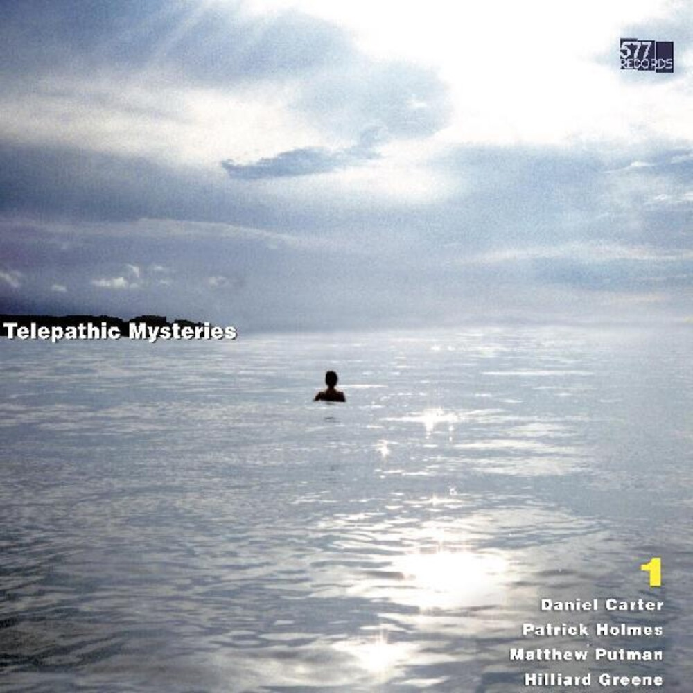 Daniel Carter - Telepathic Mysteries Vol 1 [Download Included]