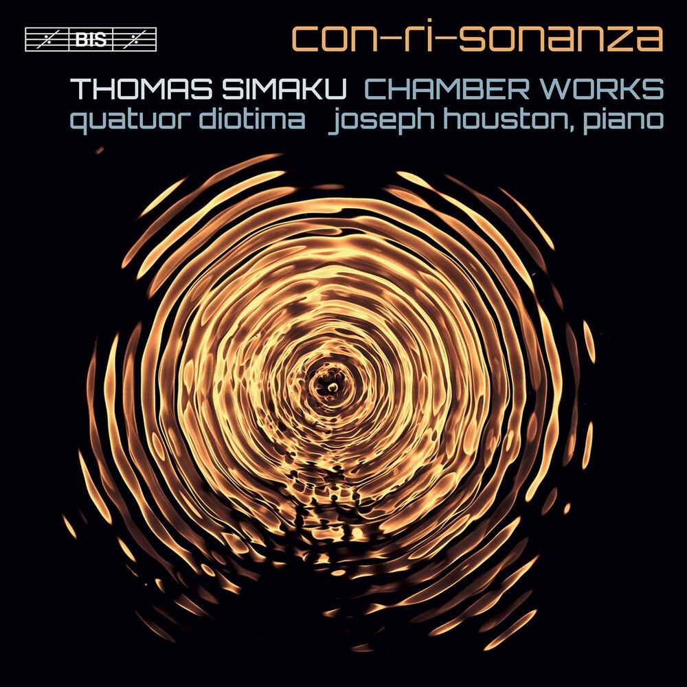 Simaku / Houston / Quatuor Diotima - Con-Ri-Sonanza (Hybr)