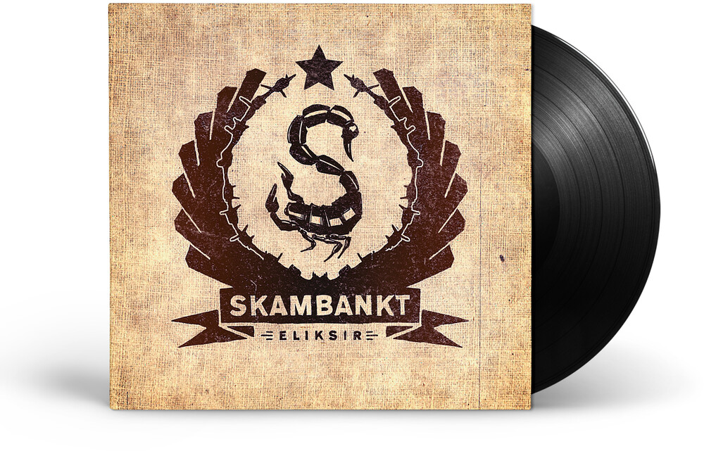 Skambankt - Eliksir (Burgundy Vinyl)