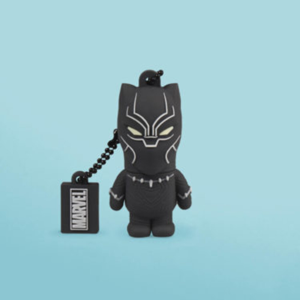 - Tribe Marvel Black Panther 16GB USB Flash Drive