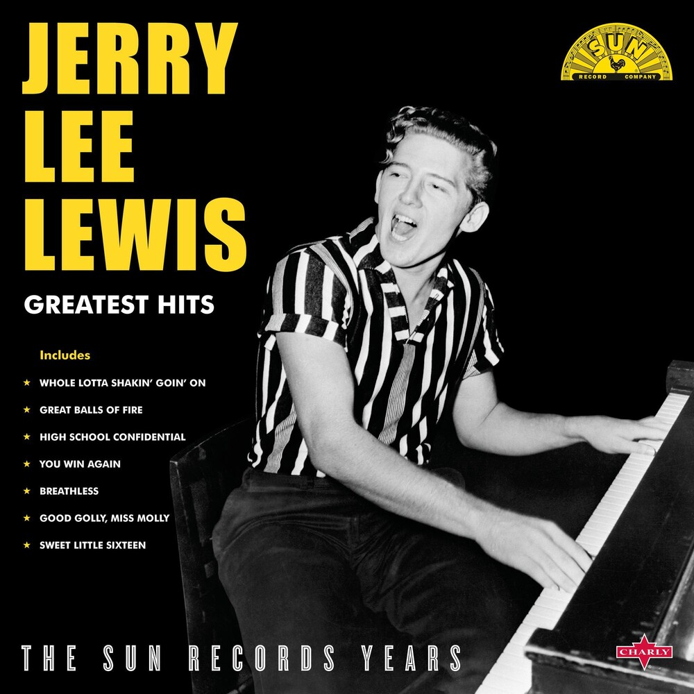 Jerry Lewis Lee - Greatest Hits (Colv) (Grn) (Ltd)