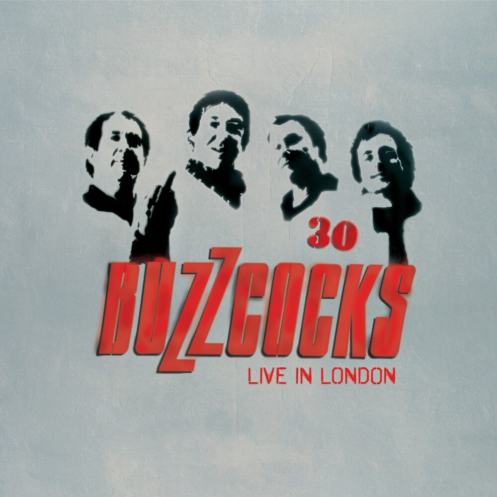Buzzcocks - 30 Live In London (Red) (Uk)