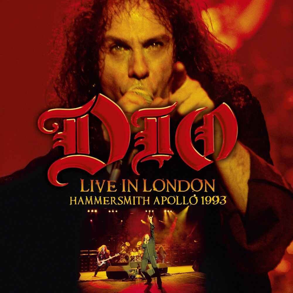 Dio - Live In London: Hammersmith Apollo 1993 [2LP]