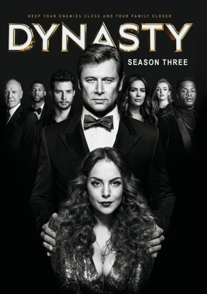 - Dynasty (2017): Season Three (4pc) / (Box Full)