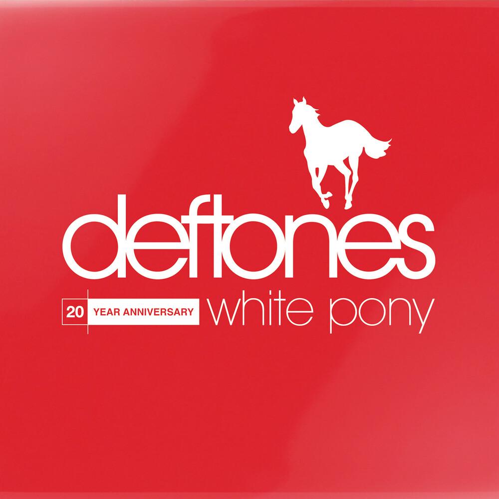 Deftones - White Pony (20th Anniversary) (Dlx) (Aniv)