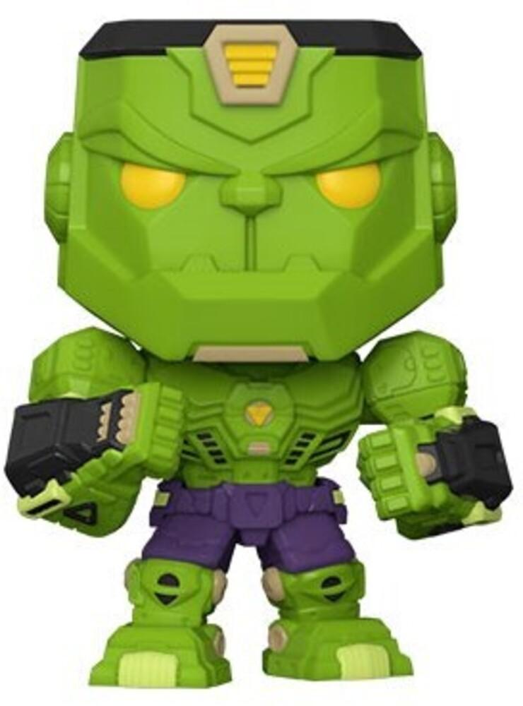 - FUNKO POP! MARVEL: Marvel Mech- Hulk