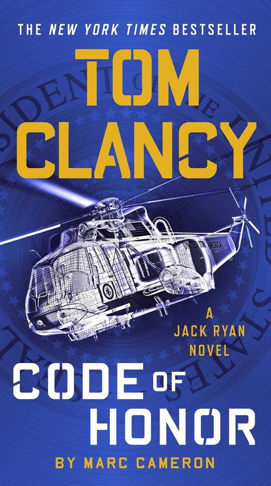 Cameron, Marc - Tom Clancy Code of Honor: A Jack Ryan Novel