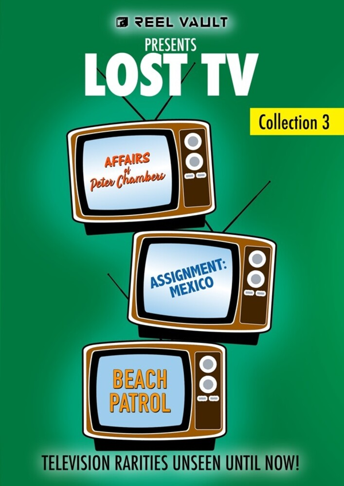 Lost TV: Collection 3 - Lost TV: Collection 3