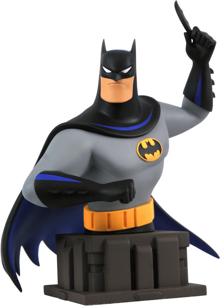 Diamond Select - Diamond Select - Batman The Animated Series - Batman Batarang Bust