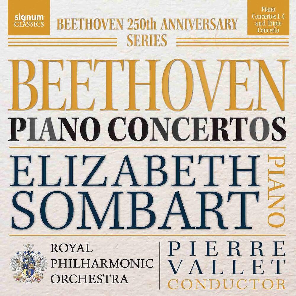 Elizabeth Sombart - Piano Concertos