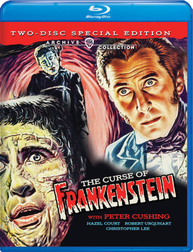 Curse Of Frankenstein - The Curse of Frankenstein