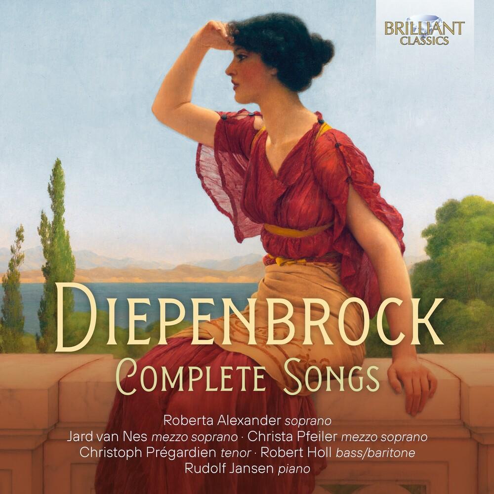 Diepenbrock - Complete Songs (3pk)