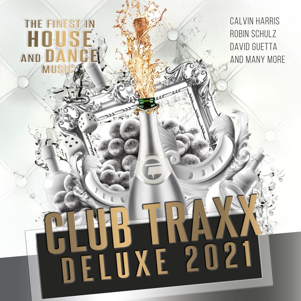 Club Trax Deluxe 2021 / Various - Club Trax Deluxe 2021 / Various