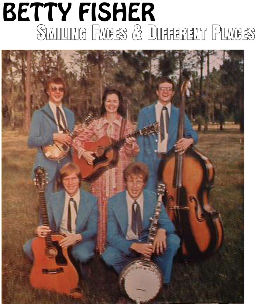 Betty Fisher - Smiling Faces & Different Places (Mod)