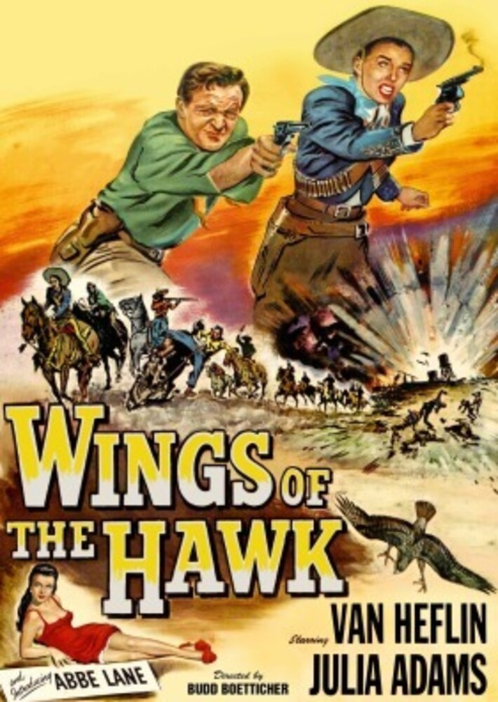 Wings of the Hawk (1953) - Wings of the Hawk