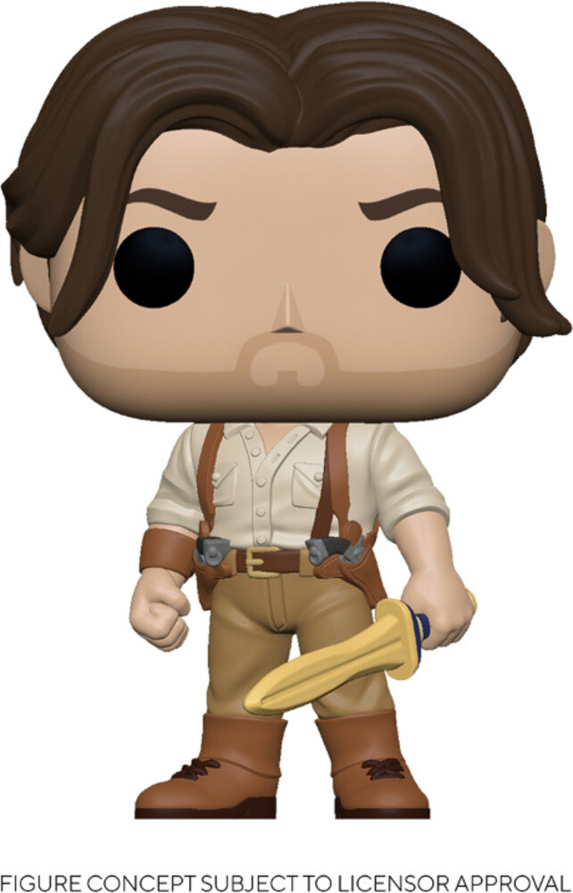 - FUNKO POP! MOVIES: The Mummy- Rick O'Connell