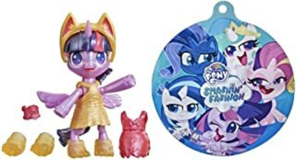 Mlp Poppin Pony Twilight Sparkle - Hasbro Collectibles - My Litle Pony Poppin Pony Twliight Sparkle
