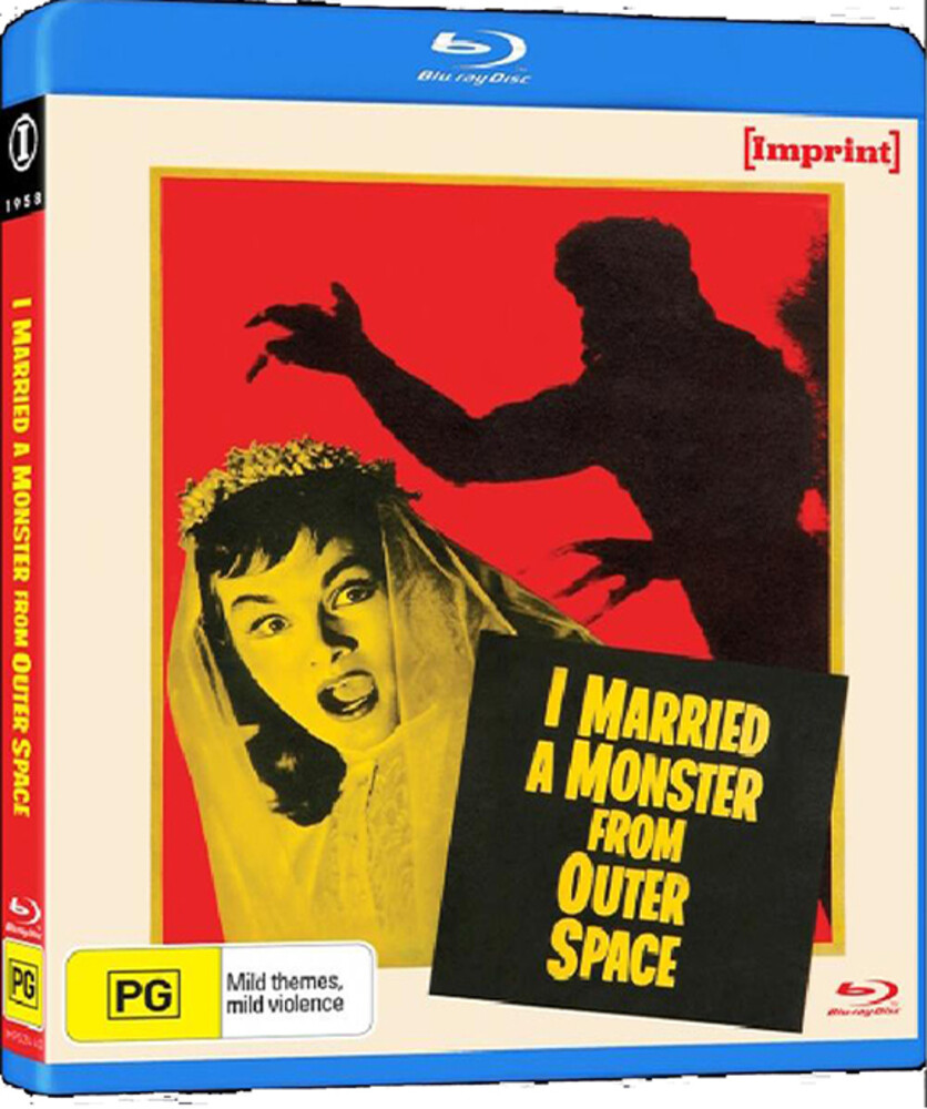 I Married a Monster From Outer Space - I Married A Monster From Outer Space / (Aus)