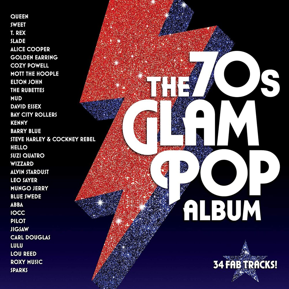 70s Glam Pop Album / Various - 70s Glam Pop Album / Various