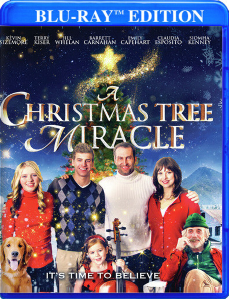 Christmas Tree Miracle - A Christmas Tree Miracle