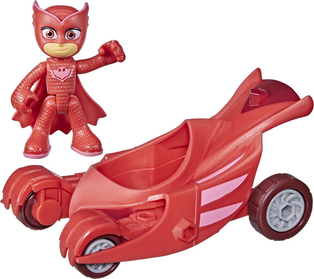 Pjm Core Vehicle Owlette - Hasbro Collectibles - Pj Masks Core Vehicle Owlette