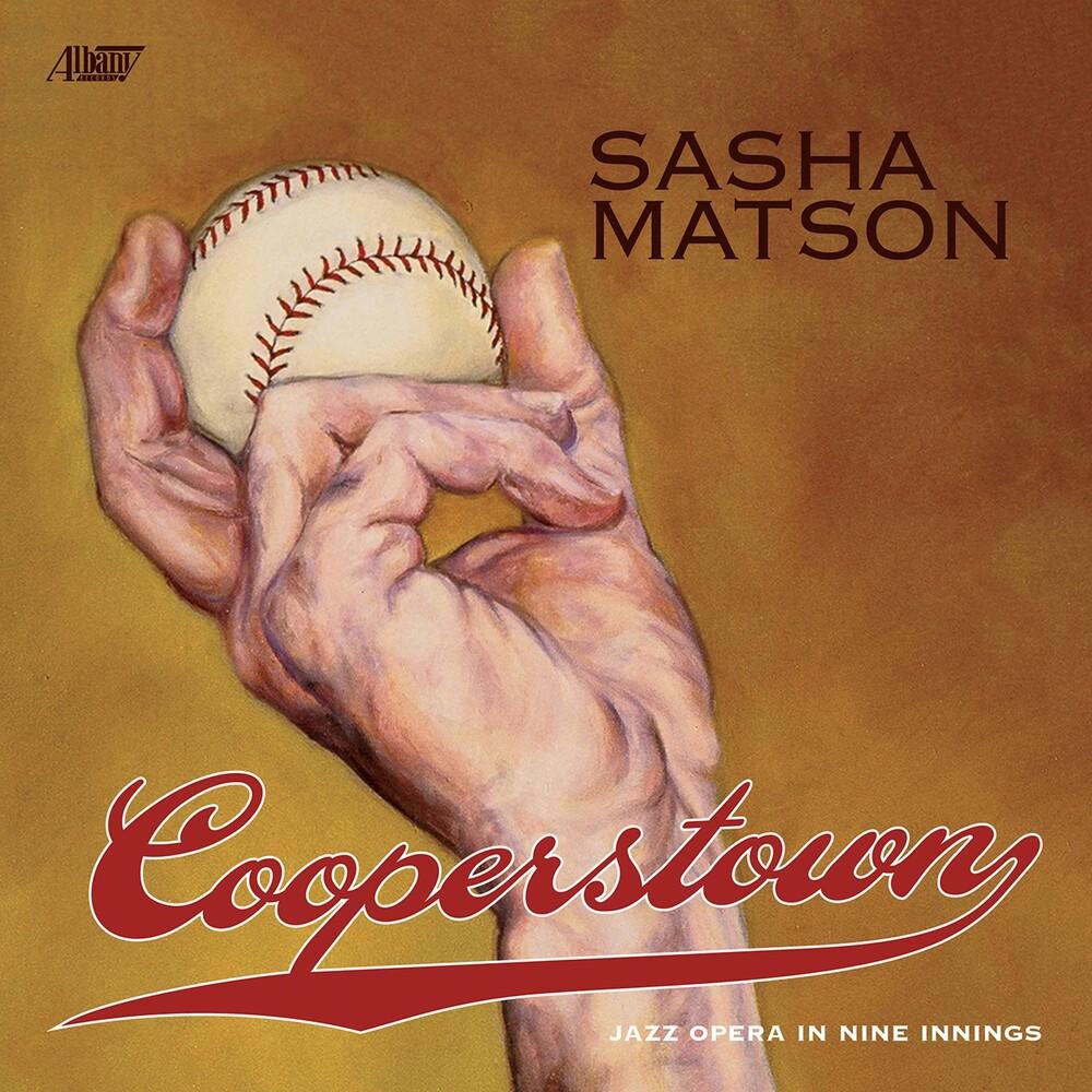 Cooperstown Jazz Opera In Nine Innings / Various - Cooperstown Jazz Opera in Nine Innings