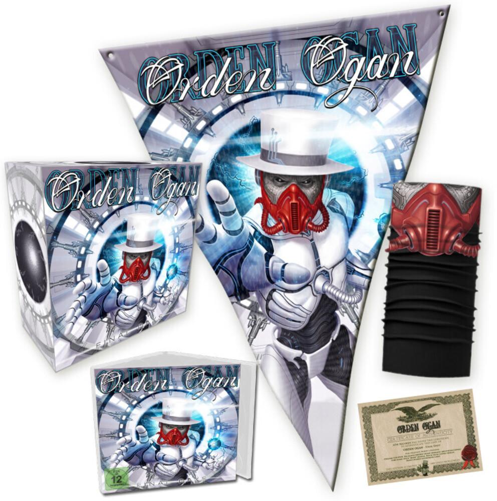 Orden Ogan - Final Days (Boxset) (W/Dvd) (Box) [Limited Edition] (Auto)