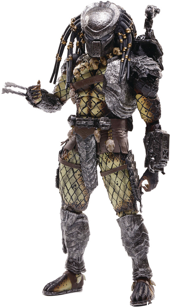 Hiya Toys - Hiya Toys - Avp Young Blood Predator PX 1/18 Scale Figure
