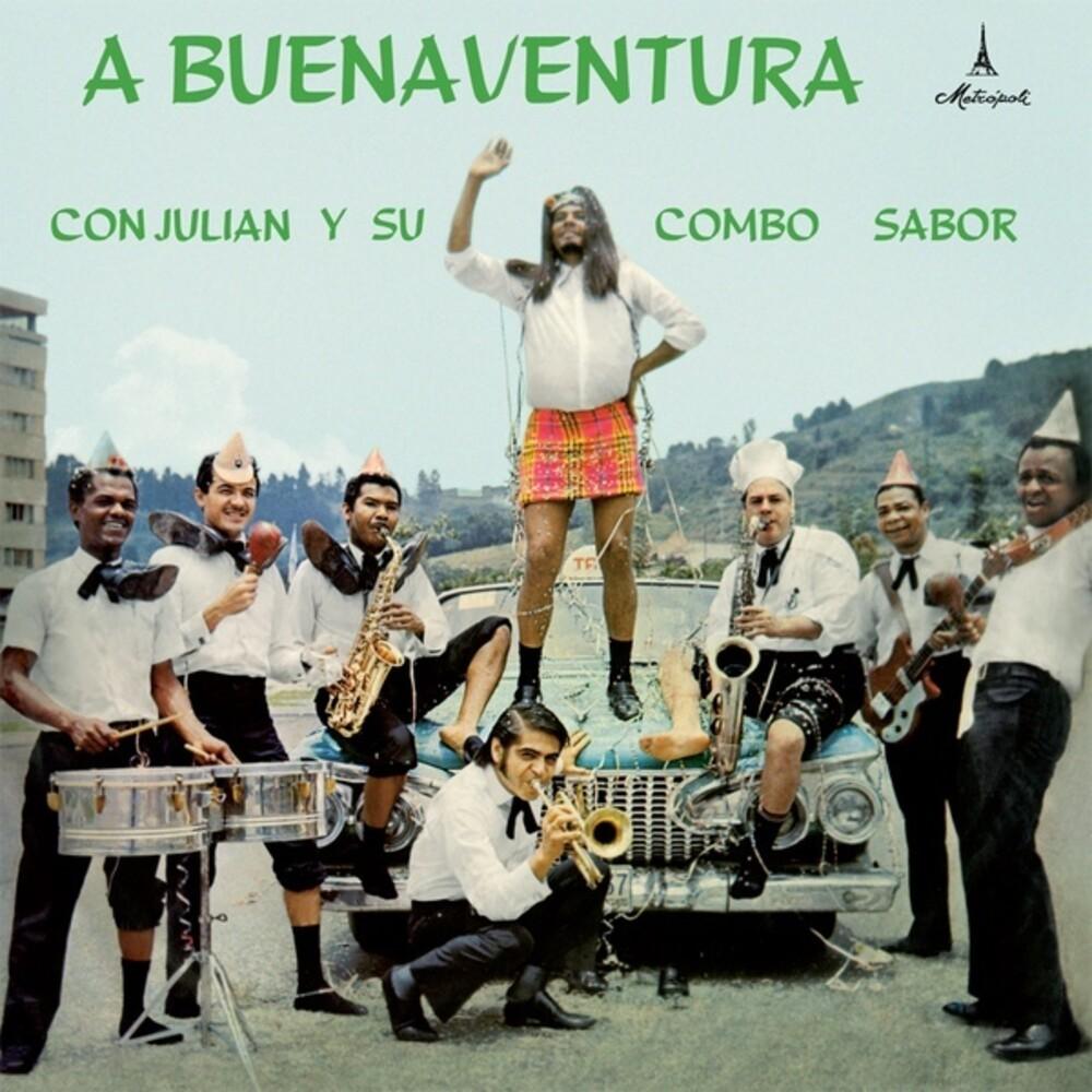 Julian & Su Combo - Buenaventura Con Julian & Su Combo Sabor