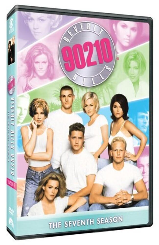 Carol Potter - Beverly Hills, 90210: The Seventh Season