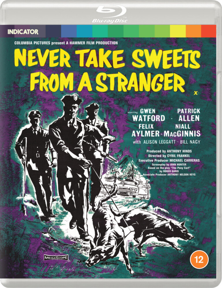Never Take Sweets From a Stranger - Never Take Sweets From A Stranger / (Uk)