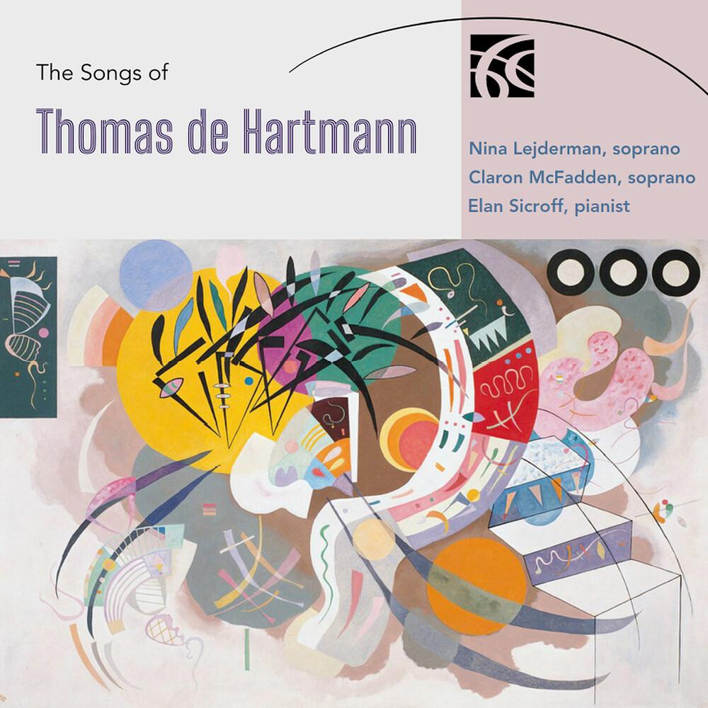 Hartmann / Lejderman / Sicroff - Songs