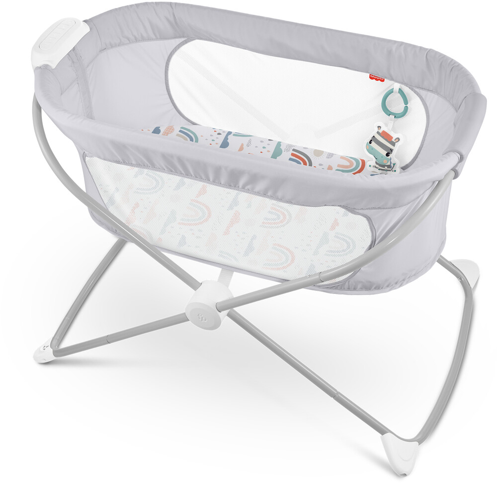 - Fisher Price - Deluxe Fold Bassinet