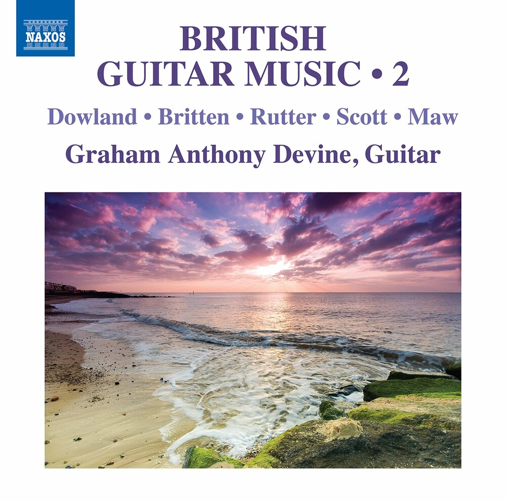 Dowland / Devine - British Guitar Music 2