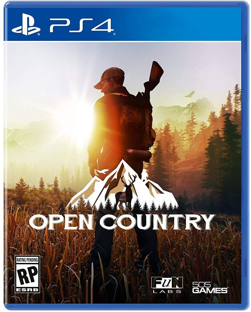 - Ps4 Open Country