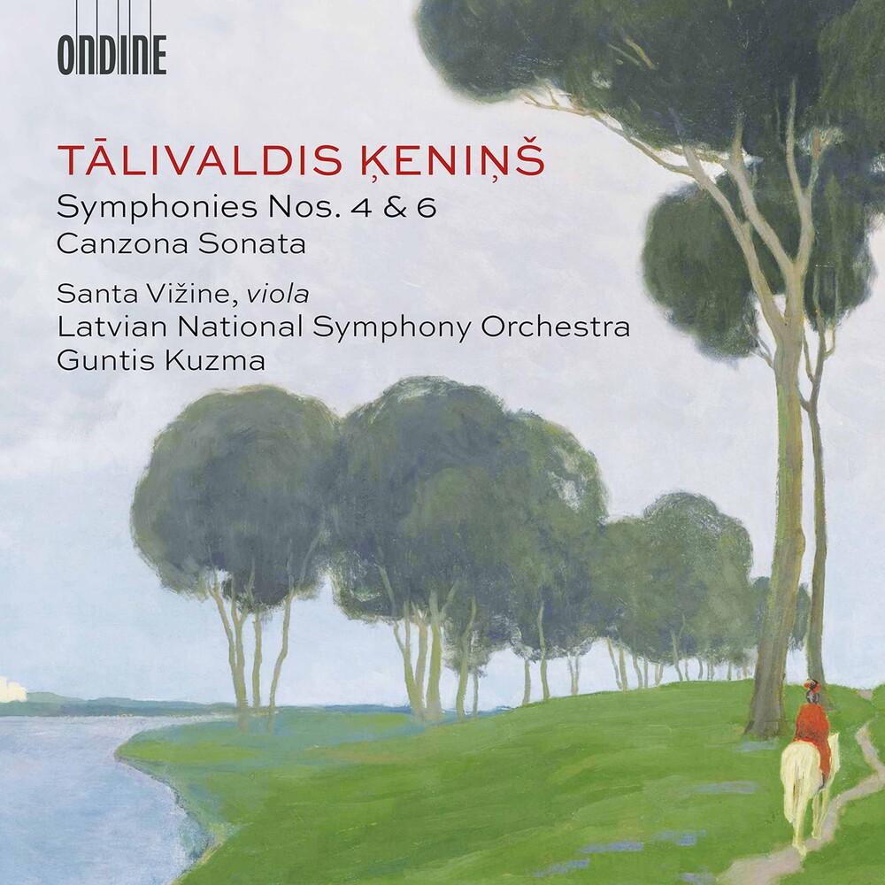 Kenins / Vizine / Kuzma - Symphonies 4 & 6