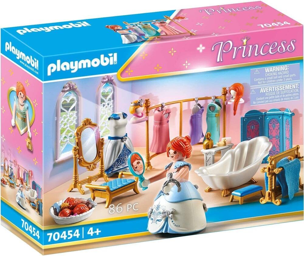 - Princess Dressing Room (Fig)