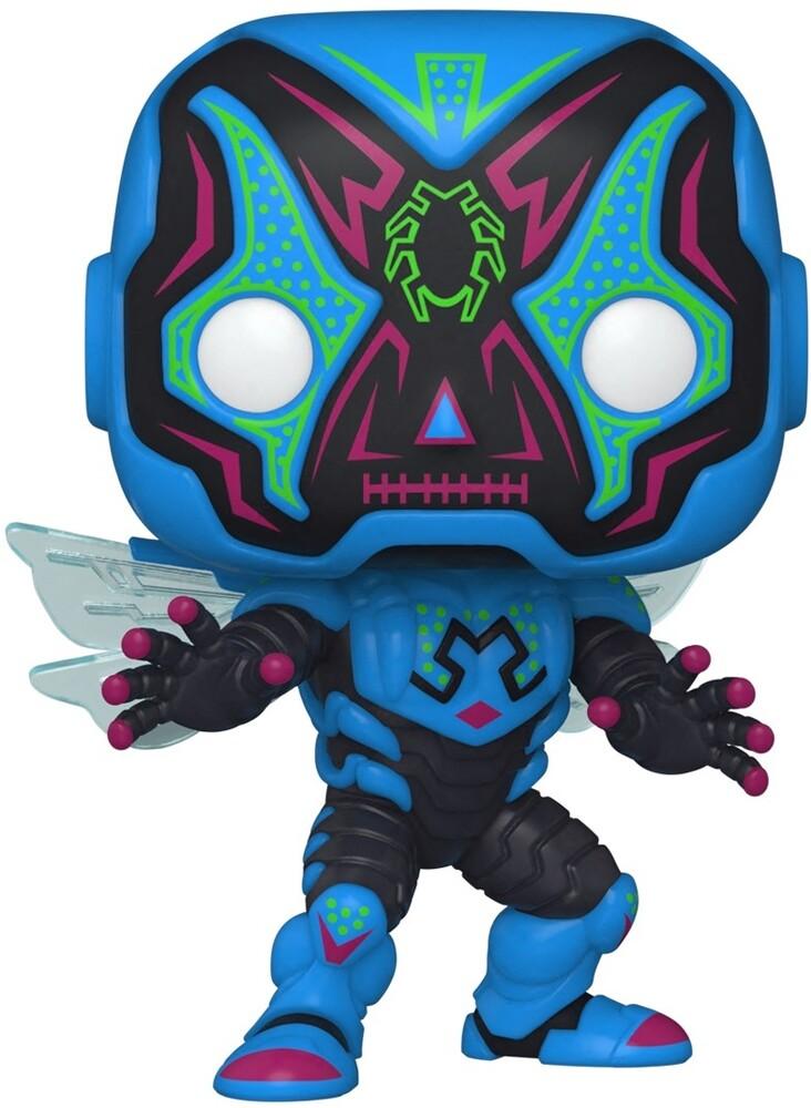 - Dia De Los Dc- Blue Beetle (Vfig)