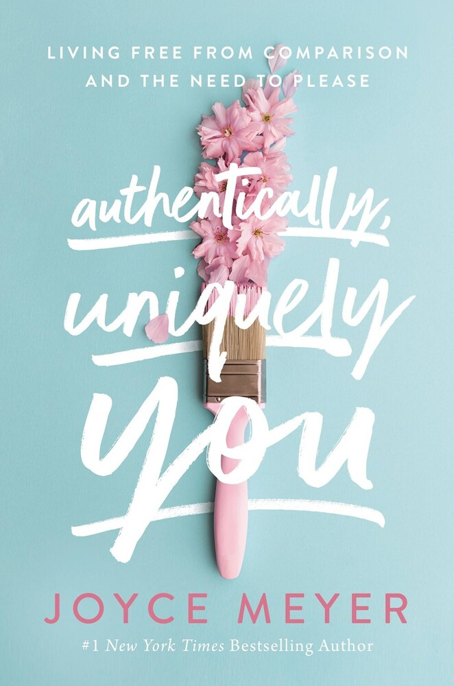 Joyce Meyer - Authentically Uniquely You (Hcvr)