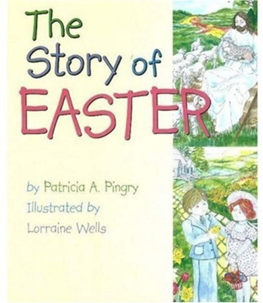 Patricia Pingry  A - Story Of Easter (Bobo) (Ill)