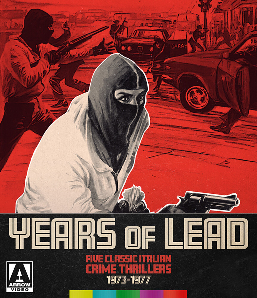 - Years Of Lead: Five Classic Italian Crime Thriller