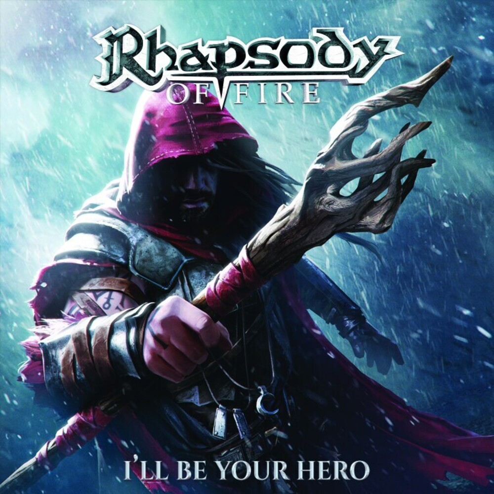 Rhapsody Of Fire - I'll Be Your Hero Ep [Digipak]