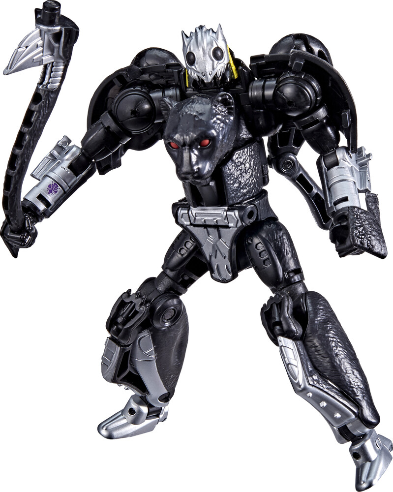 Tra Gen Wfc K Deluxe Shadow Panther - Tra Gen Wfc K Deluxe Shadow Panther (Afig) (Clcb)