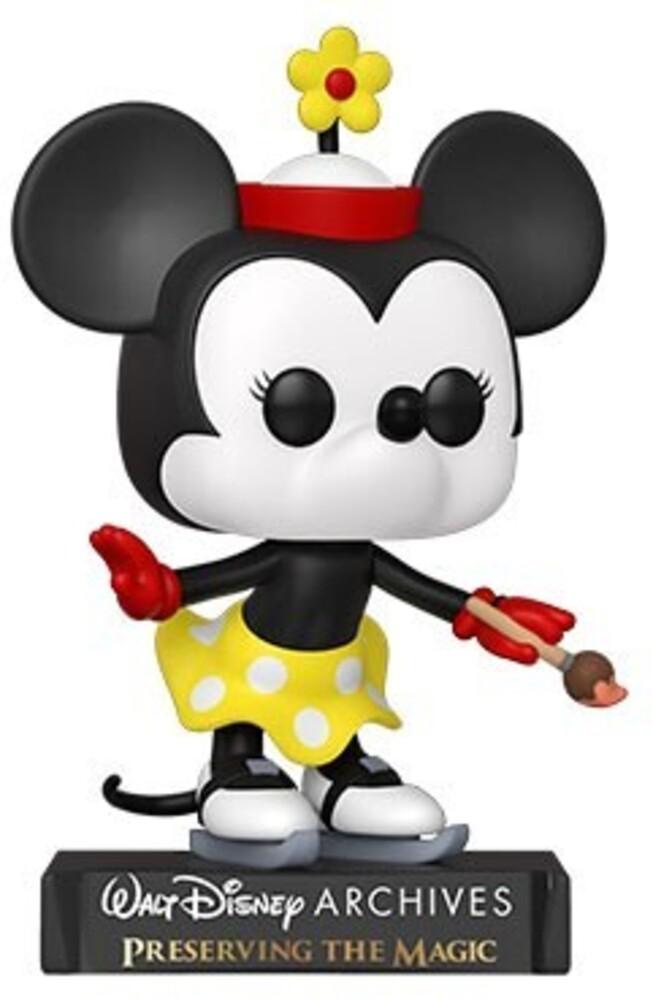 - FUNKO POP! DISNEY: Minnie Mouse- Minnie on Ice (1935)
