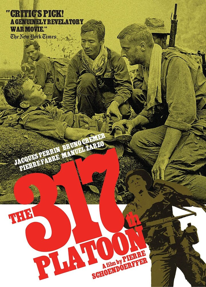- 317th Platoon / (Mono)