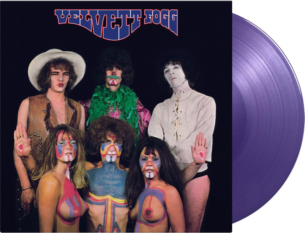 Velvett Fogg - Velvett Fogg [Colored Vinyl] [Limited Edition] [180 Gram] (Slv) (Hol)